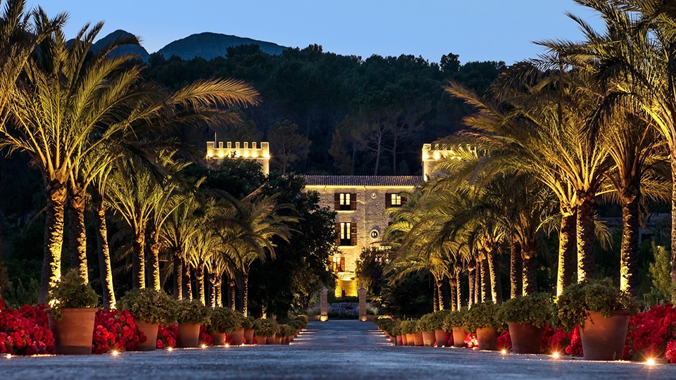 Hotels castell son claret mallorca jetsetreport for Design hotel mallorca