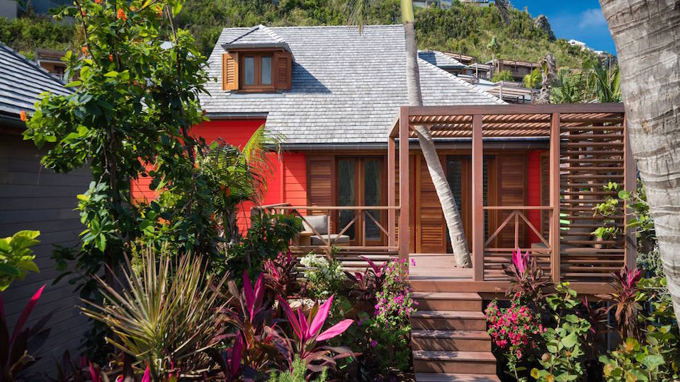 Elegance, Luxury, Privacy at St. Barth Eco-Resort