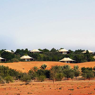 Al Maha Desert Resort
